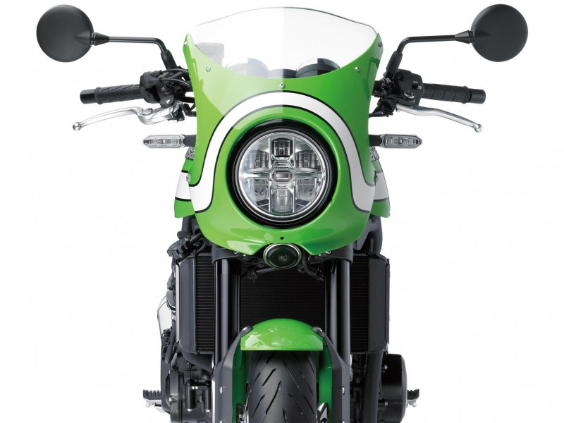 Kawasaki Z900 RS Cafe ZR900EKF 2019