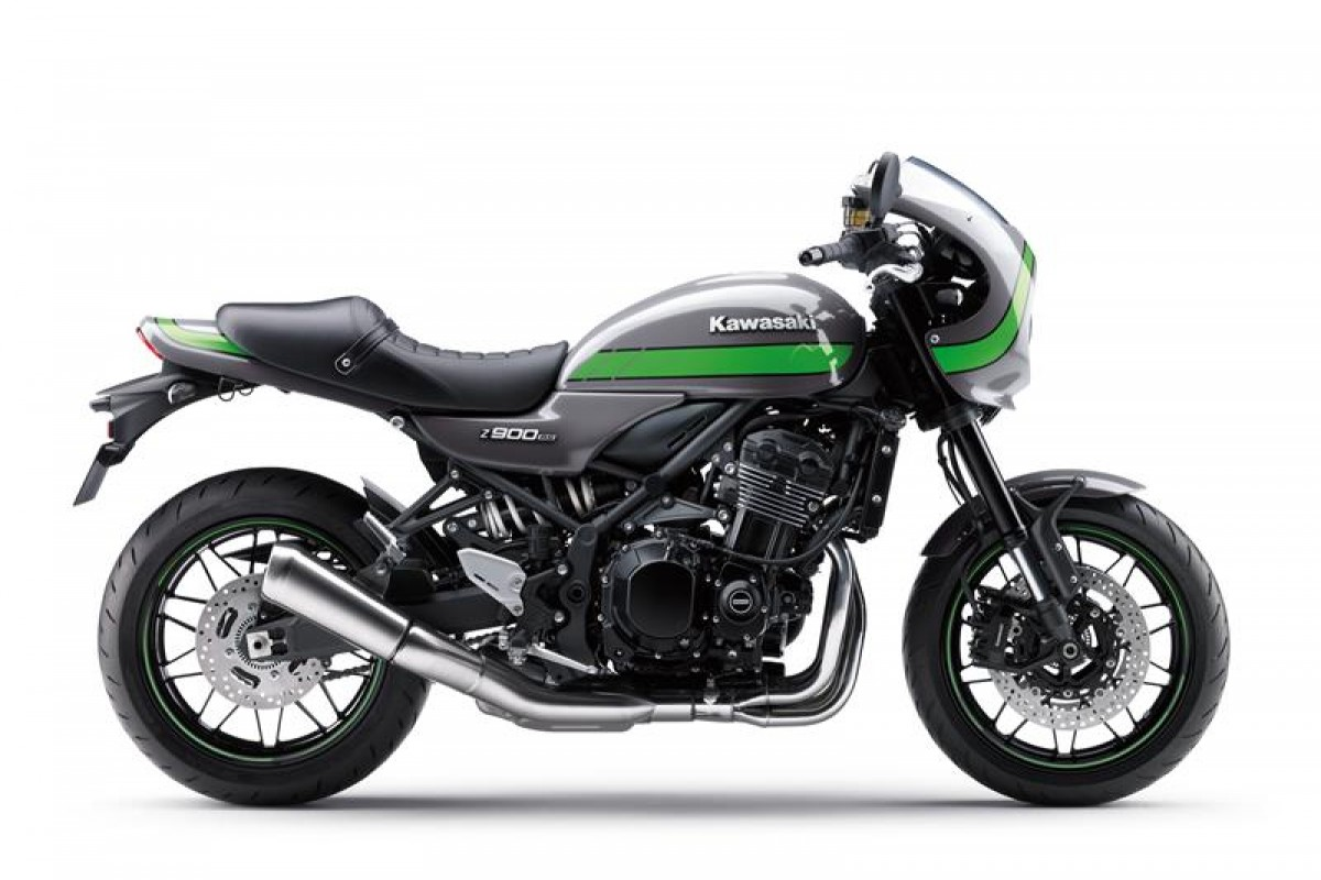 Kawasaki Z900 RS Cafe ZR900EKF