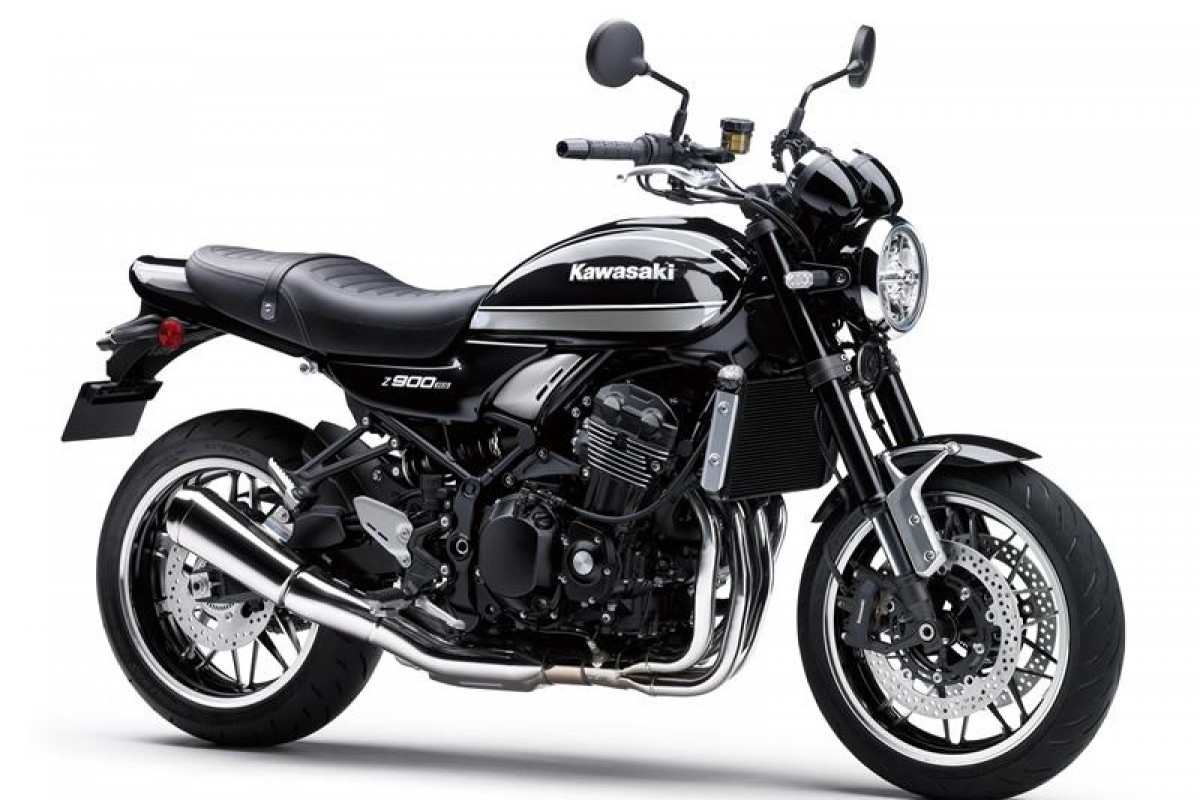 Ebony (Available April 2021) Z900RS