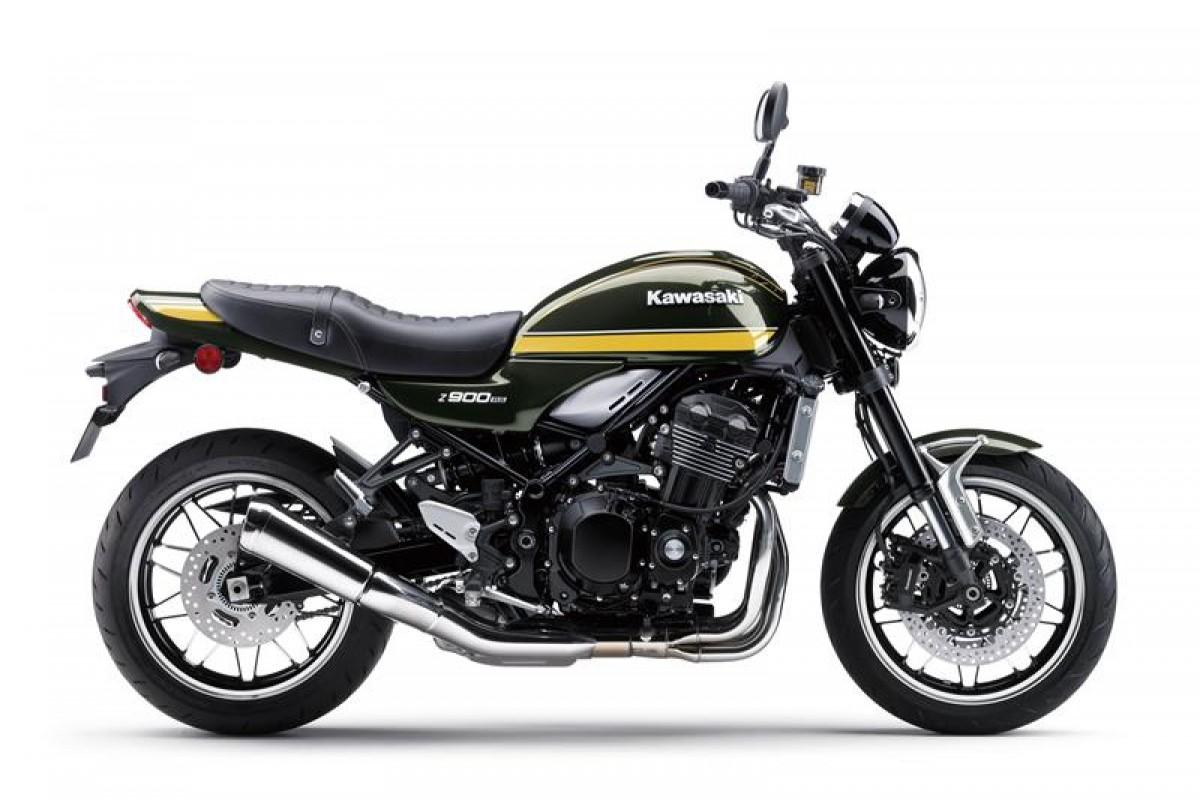 Kawasaki Z900RS ZR900KMFBB GN1