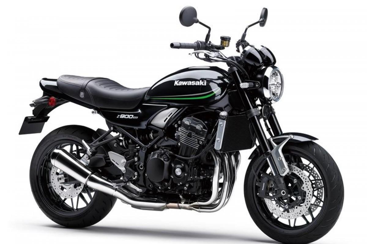Kawasaki Z900RS ZR900KMFNB BK1