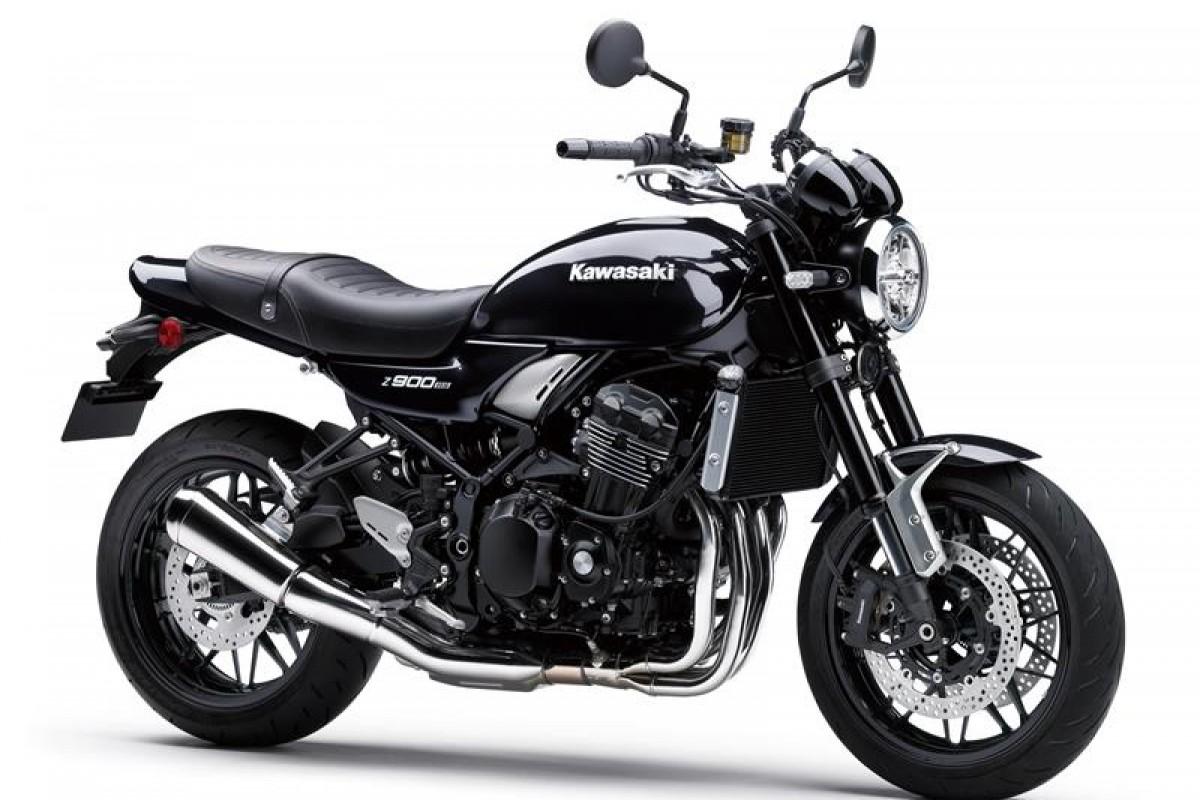 Metallic Diablo Black BK1 Z900RS