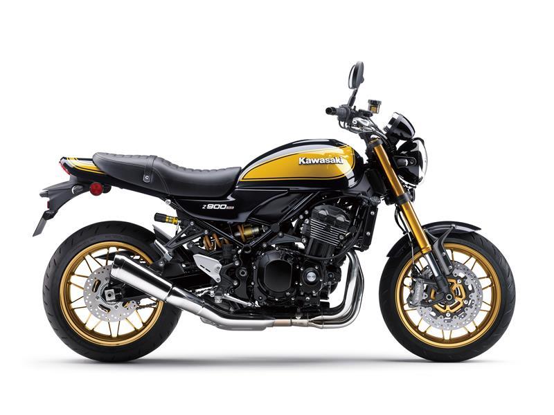 """Black/yellow Z900RS SE """"Yellow Ball"""""""