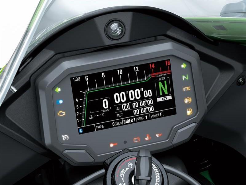 Kawasaki Ninja ZX-10R ZX1002LMFAN 2021