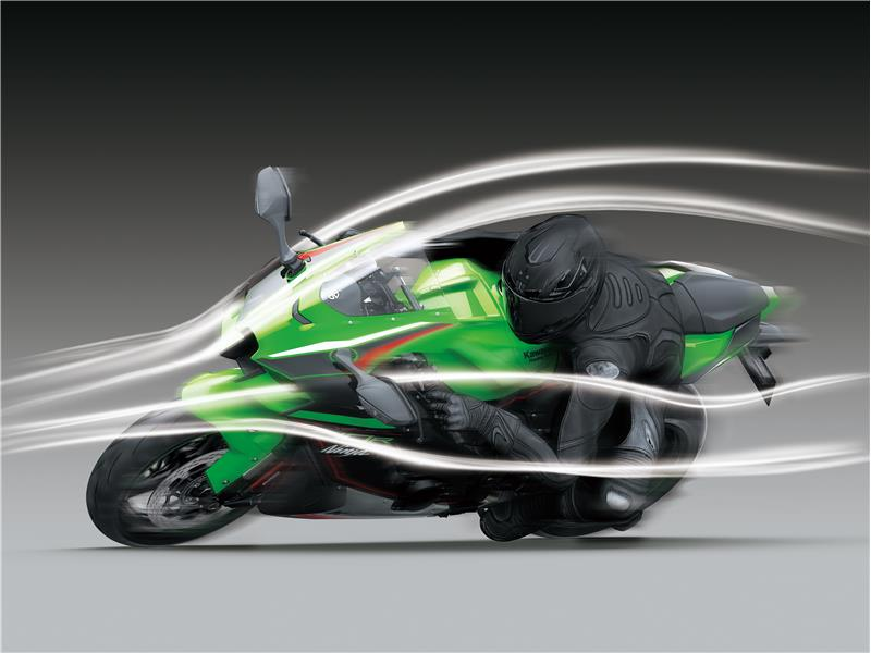 Kawasaki Ninja ZX-10R ZX1002LMFAN GN1 2021