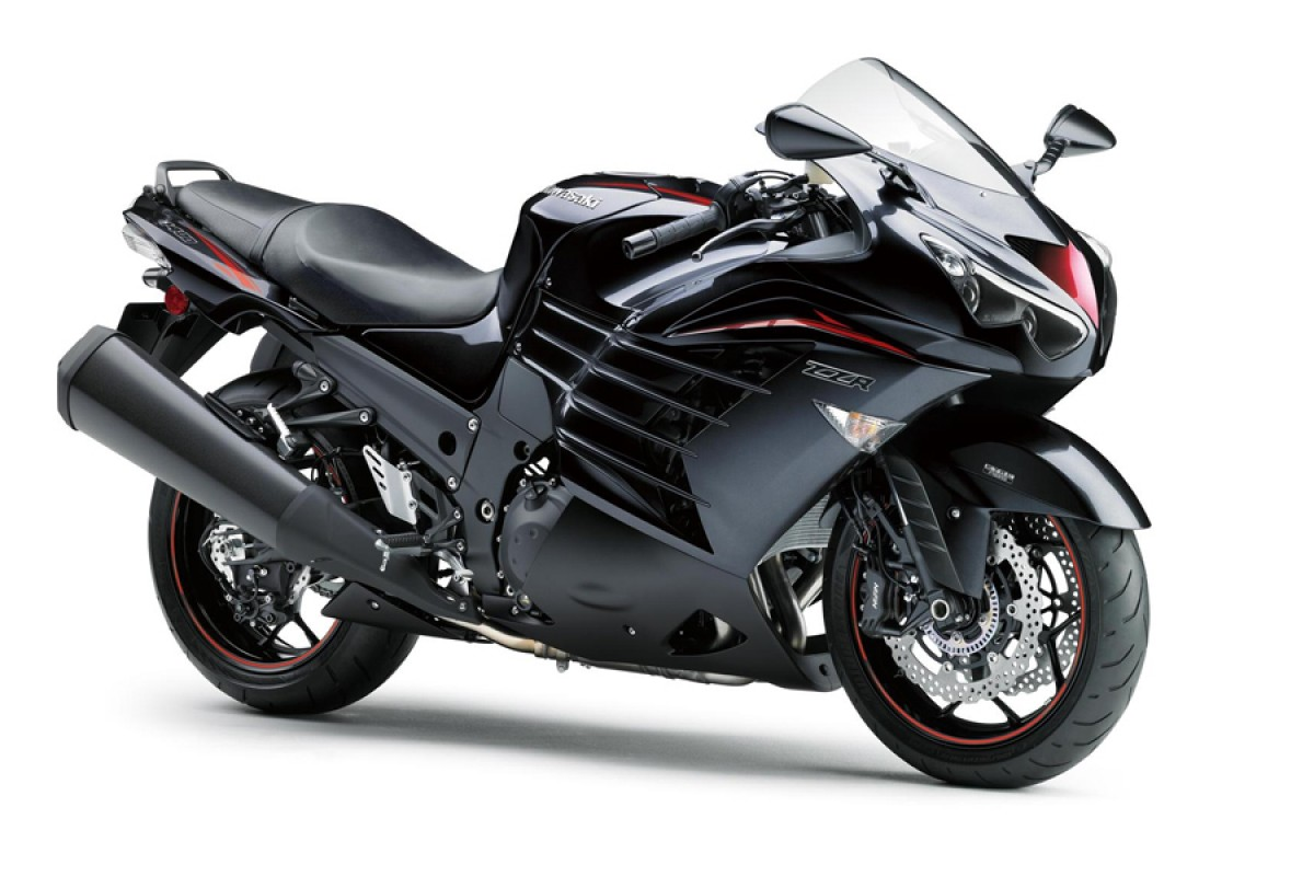 Metallic Spark Black ZZR1400