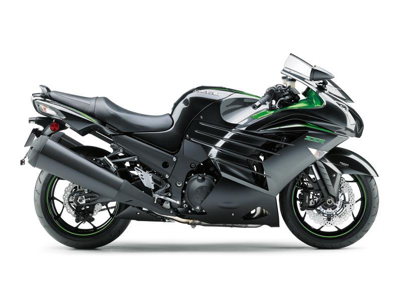 Kawasaki ZZR1400 Performance
