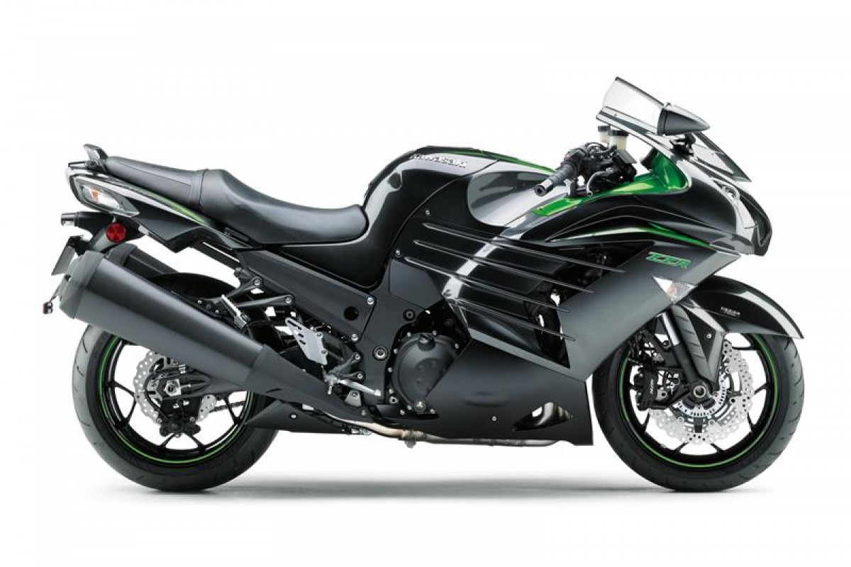 Kawasaki ZZR1400 Performance Edition