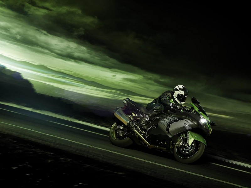 Kawasaki ZZR1400 Performance Sport 2020