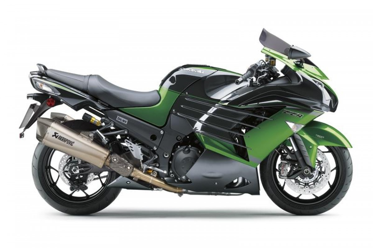 Best Offer Kawasaki ZZR1400 Performance Sport