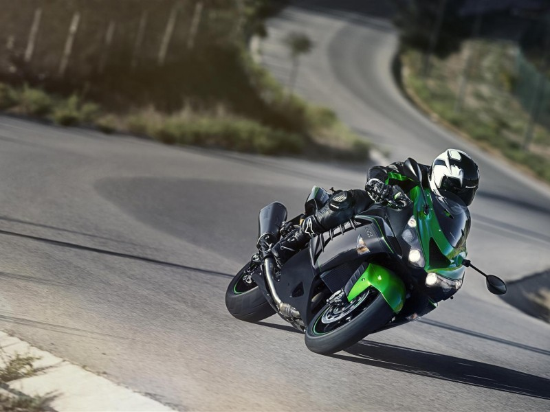 Kawasaki ZZR1400 Performance Sport 2019