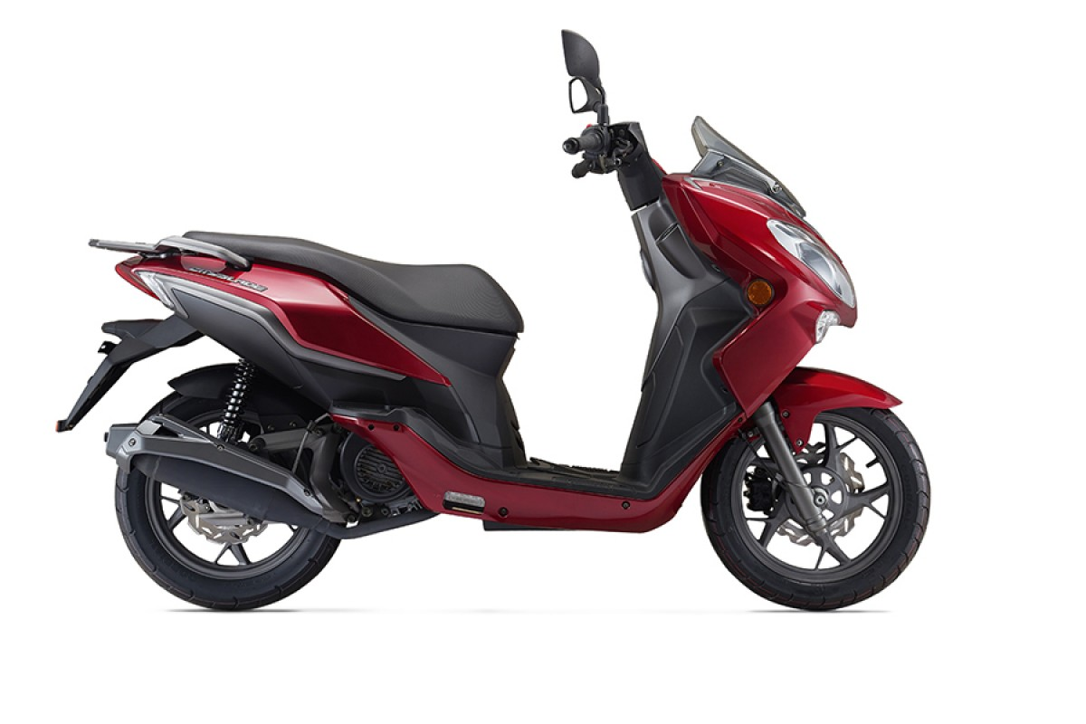 Red Cityblade 125cc