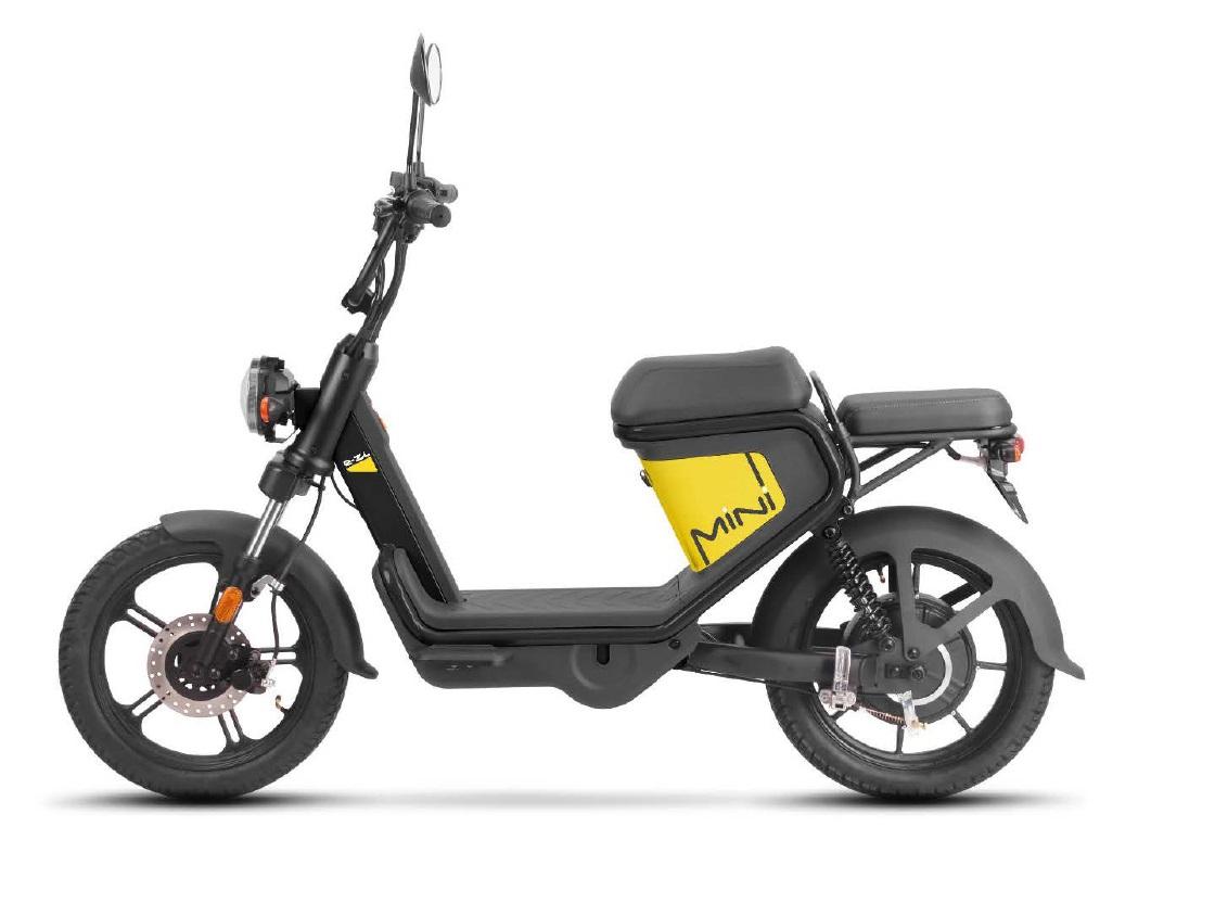 Yellow E-Zi Mini