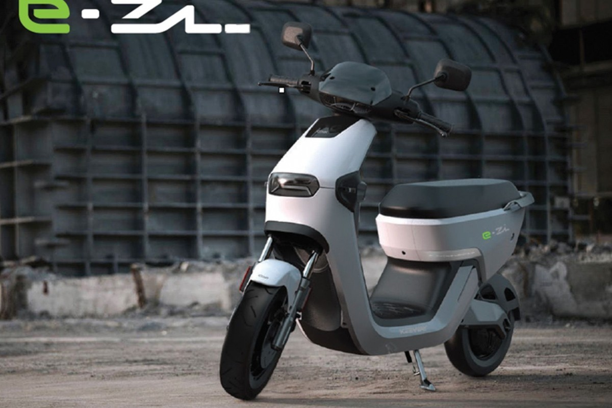Keeway E-Zi PLUS Electric