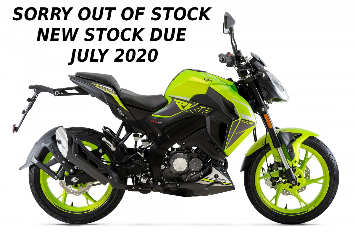 Sorry Sold Out, Next Stock July 2020 RKF 125cc