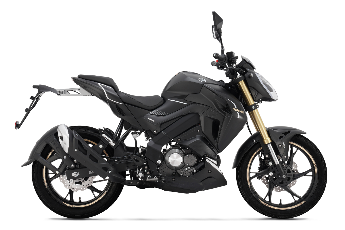 Best Offer Keeway RKF 125cc E5