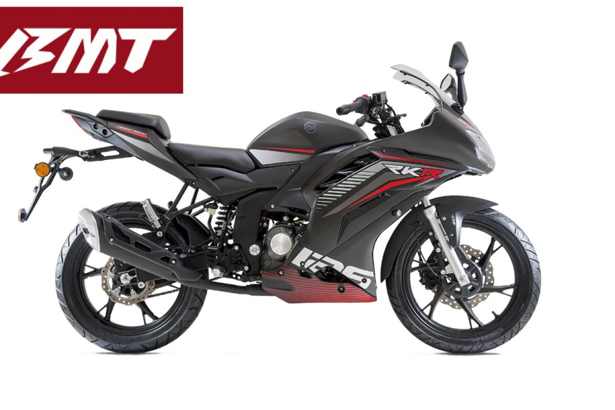 Black RKR 125