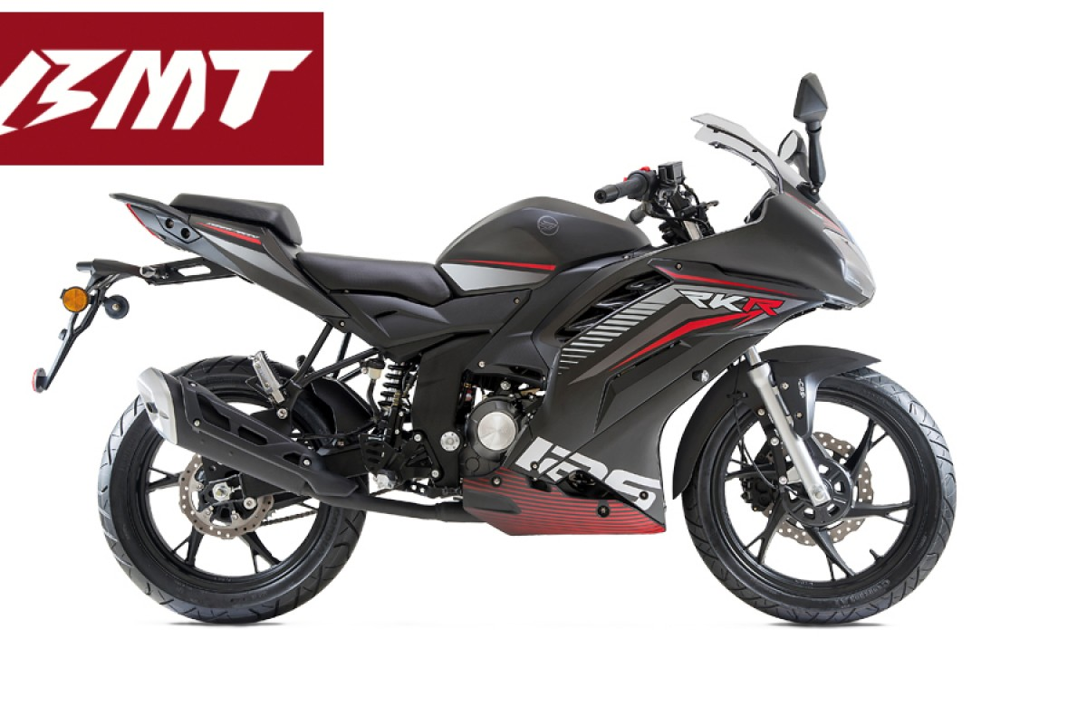 Black RKR 125cc