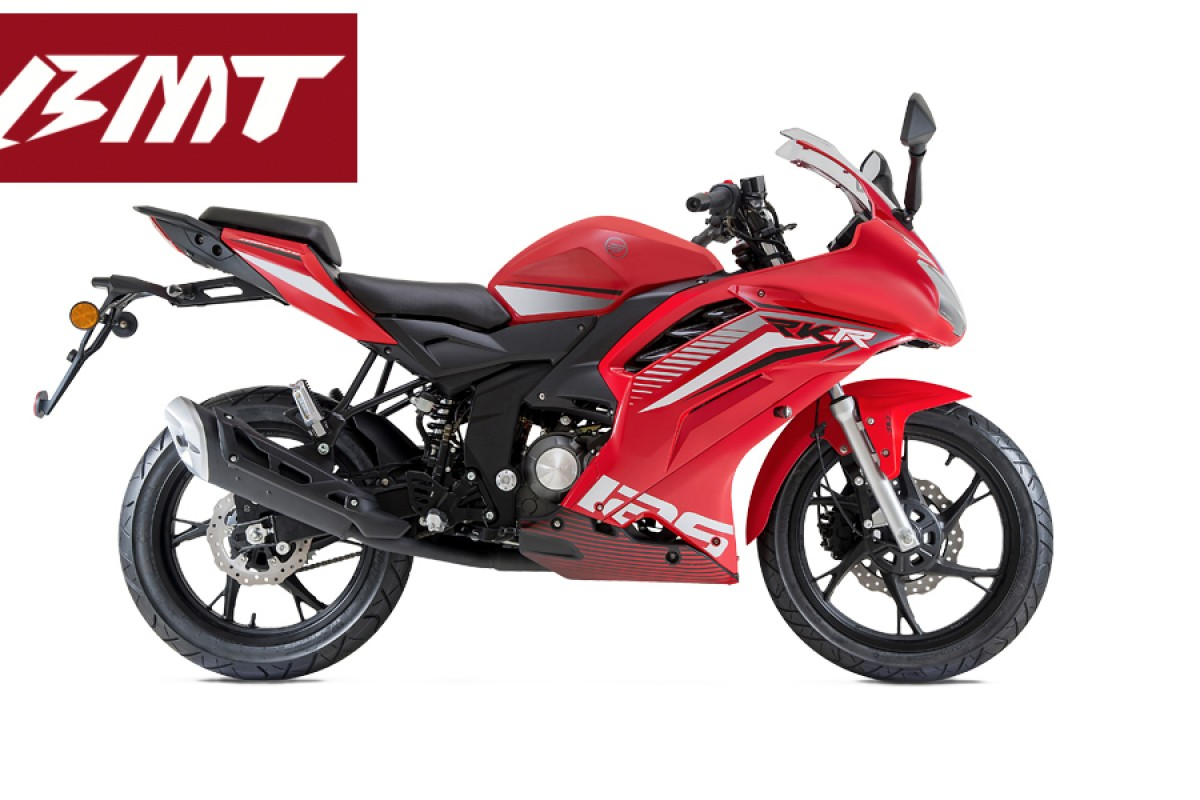 Red RKR 125cc