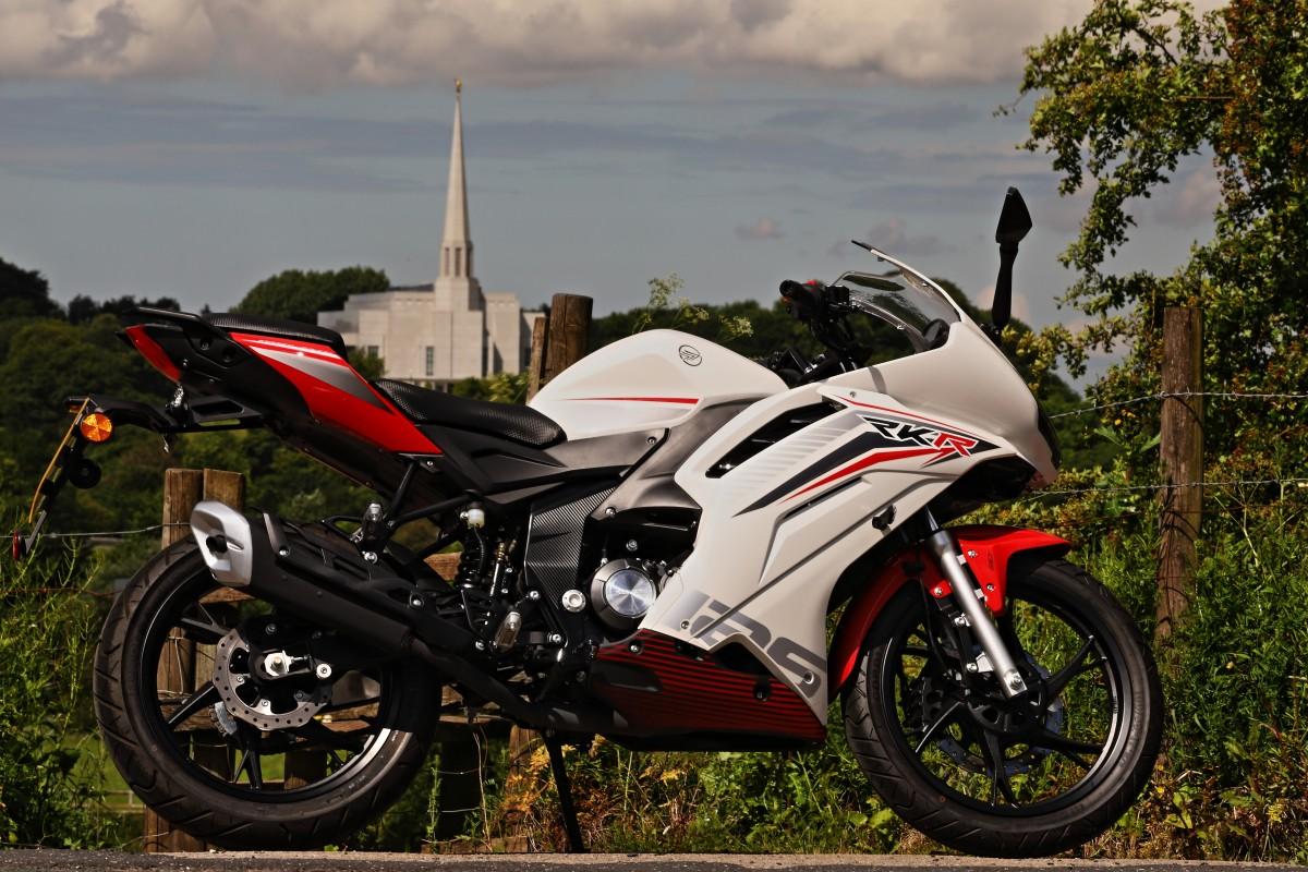 Keeway RKR 125cc