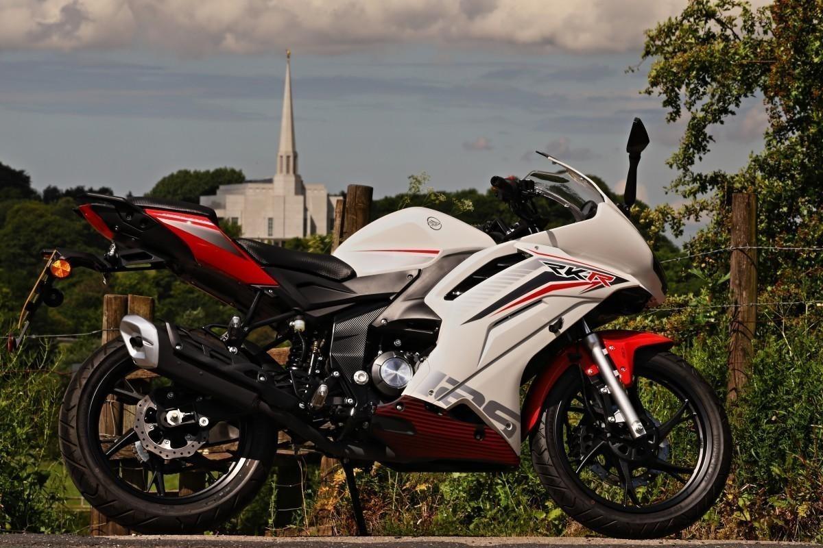 Keeway RKR 125cc in Stock