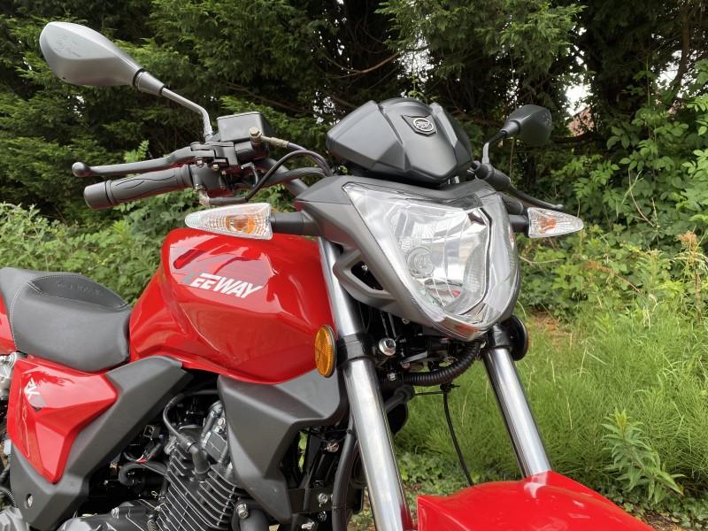 Keeway RKS 125cc 2020