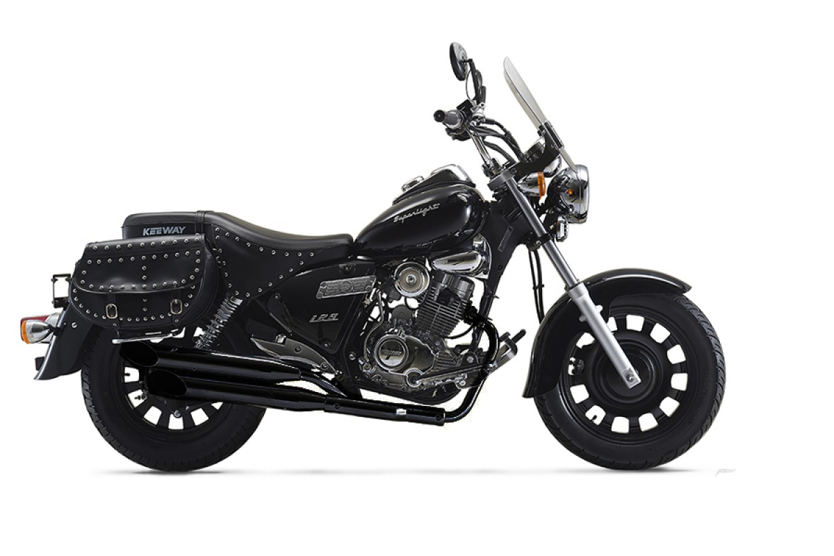 Gloss Black Very Low UK Stock Superlight 125cc SE