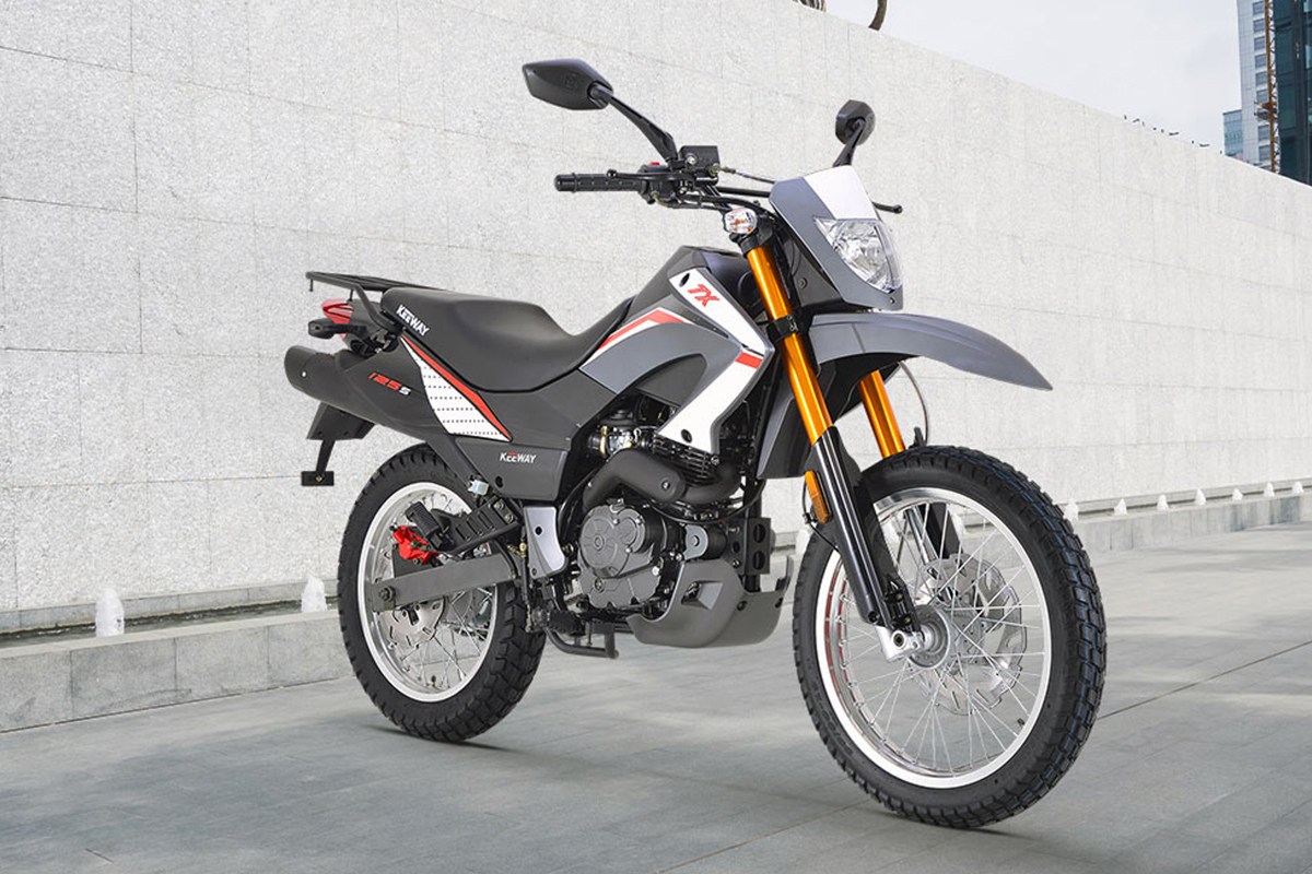 Best Offer Keeway TX 125 Enduro