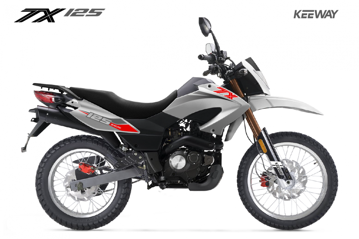 Keeway TX 125cc Enduro in Stock