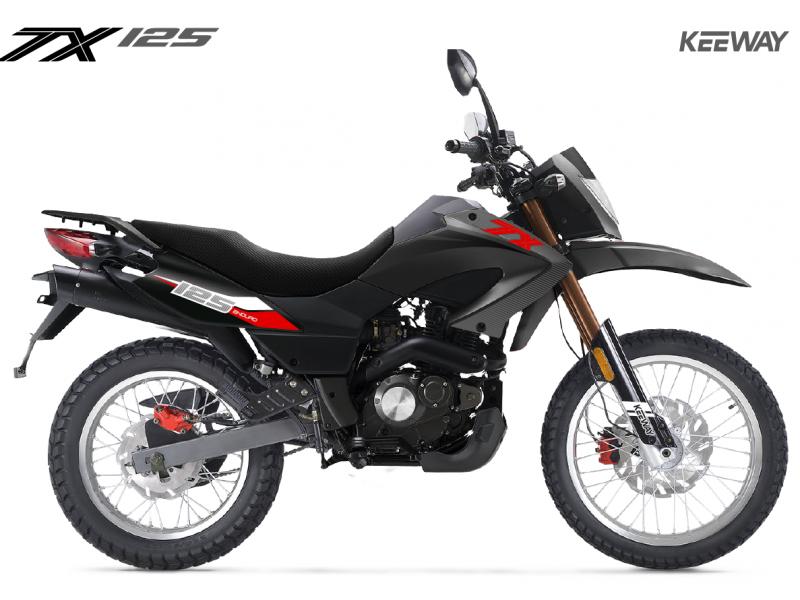 Keeway TX 125cc Enduro 2020