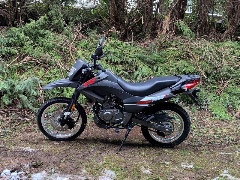 Keeway TX 125cc E4 Enduro 2021