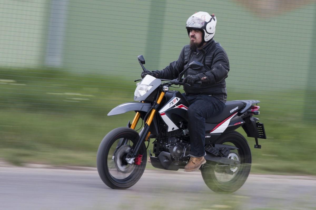 Keeway TX 125cc SuperMoto