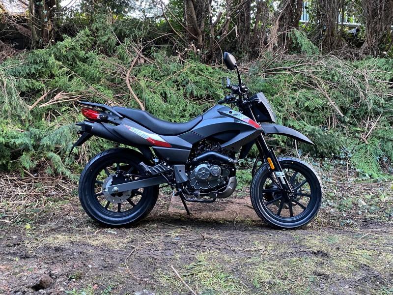 Keeway TX 125cc E4 Super Moto 2021