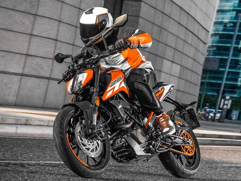 KTM 2020 Duke 125 2020