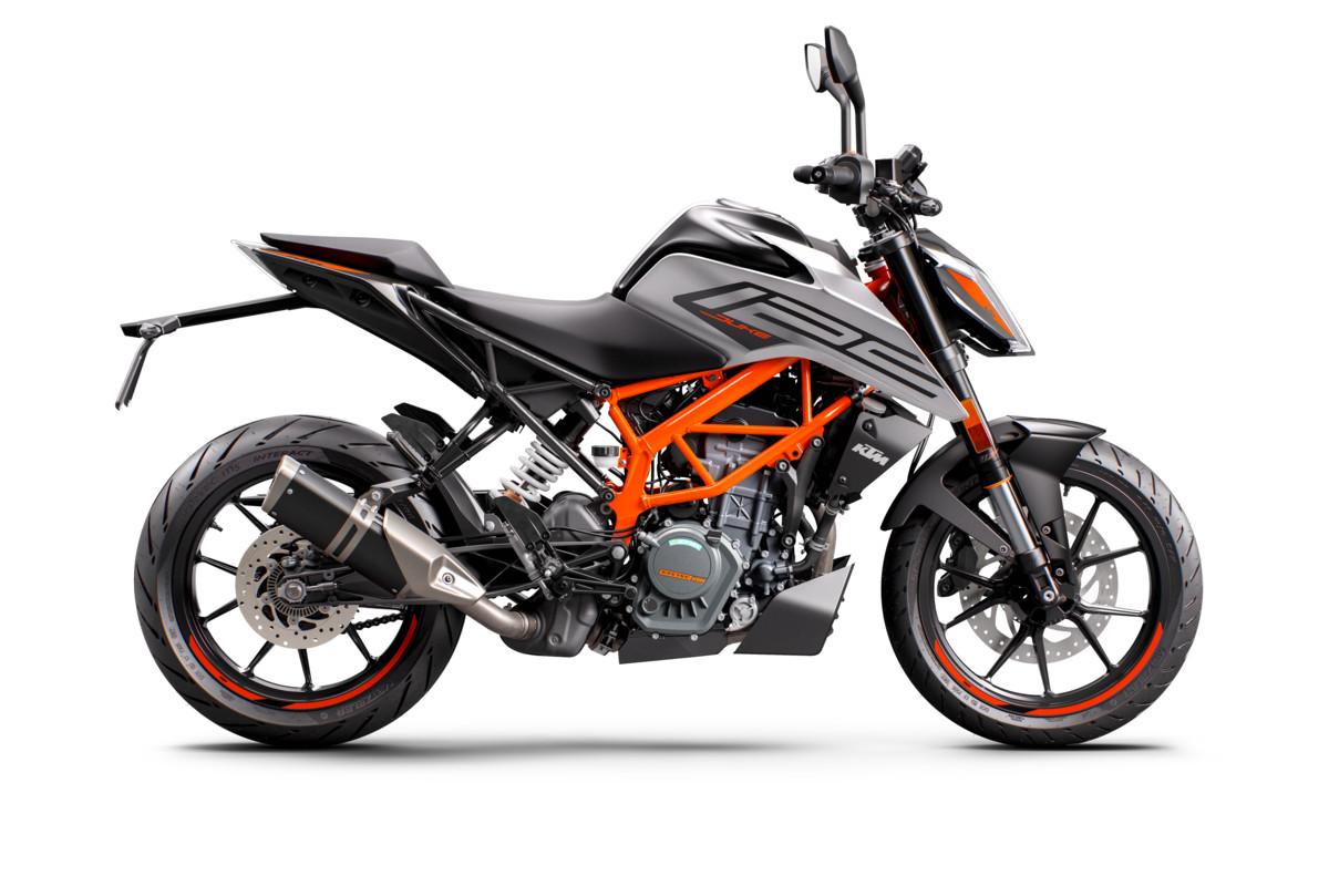 KTM 2021 Duke 125