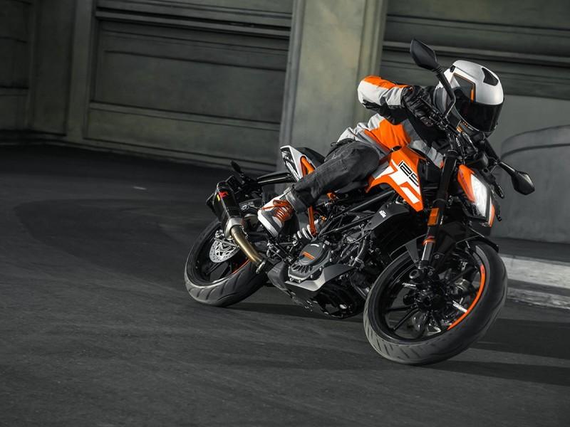 KTM 2021 Duke 125 2021