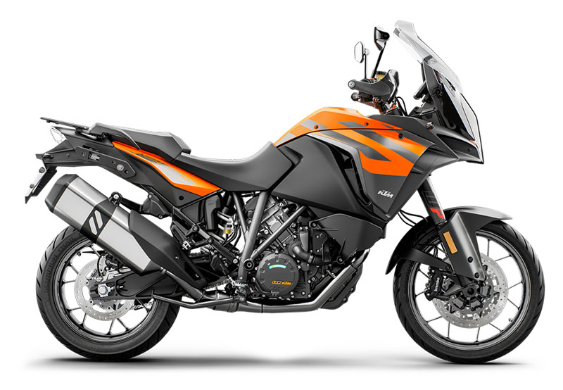 New orangeKTM 2020 KTM 1290 Super Adventure S
