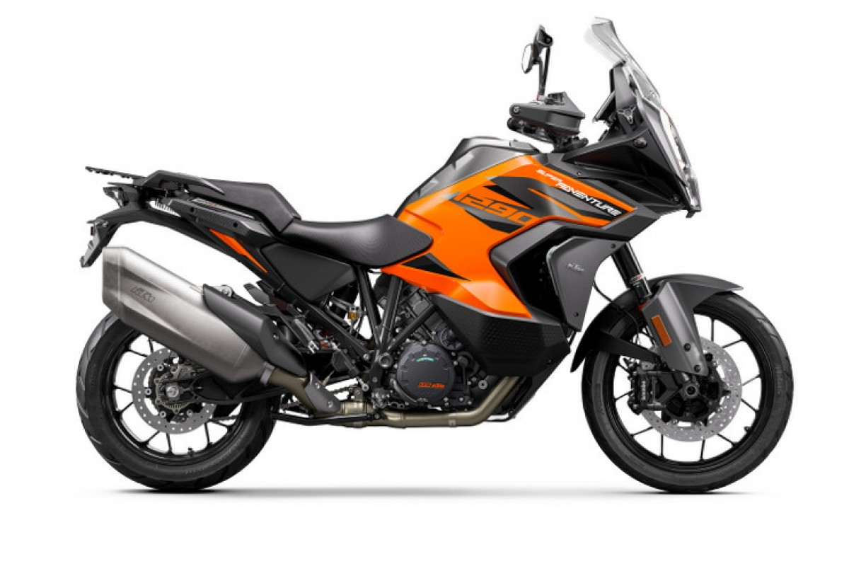 KTM 2021 KTM 1290 Super Adventure S