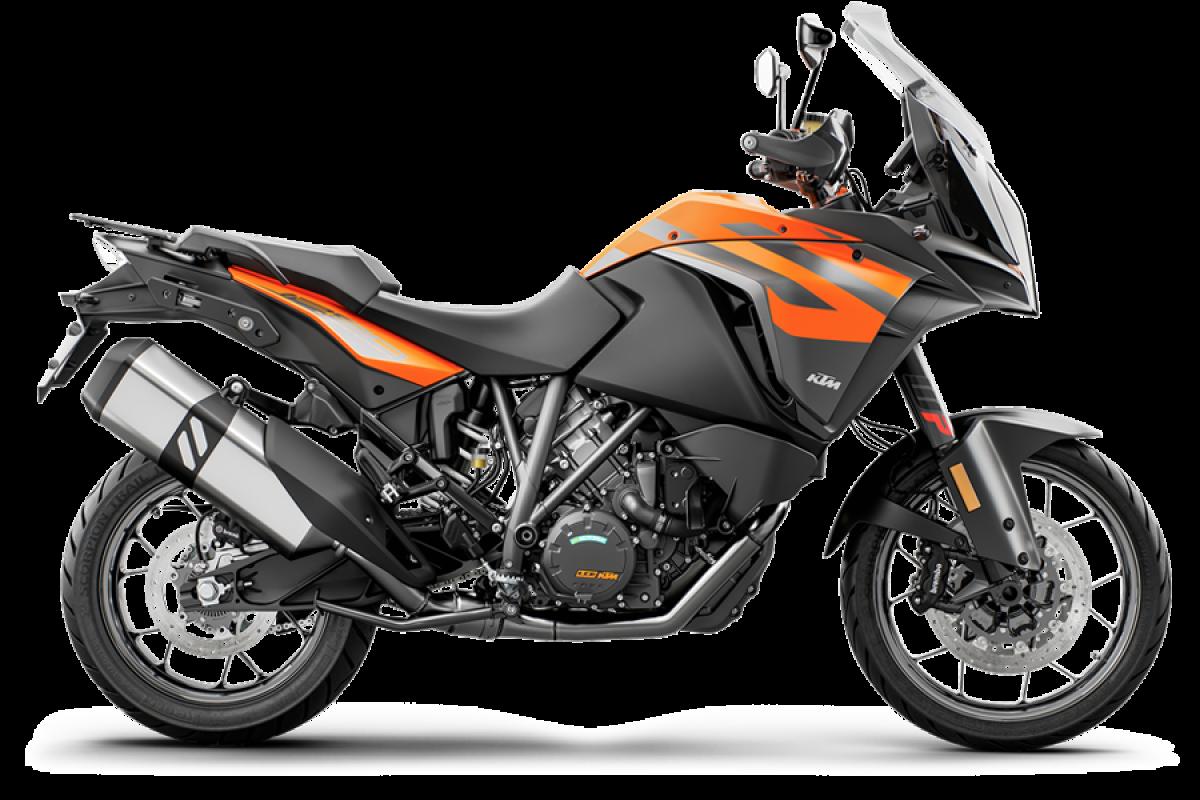 Orange 1290 Super Adventure S