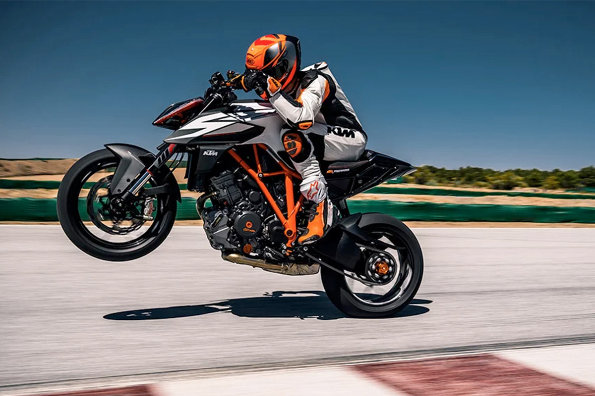 KTM 1290 Super Duke R 18MY