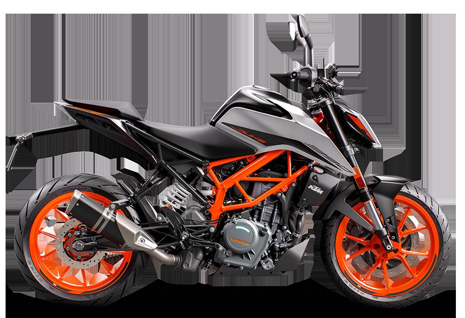 Orange 390 Duke