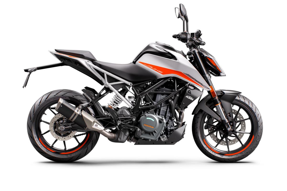 KTM 2021 390 Duke