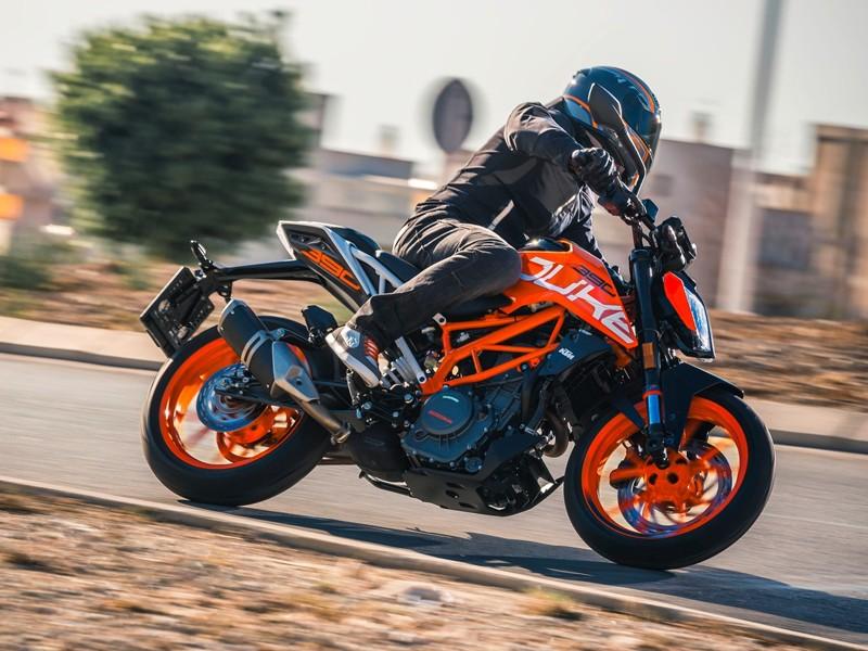 KTM 390 Duke 2019