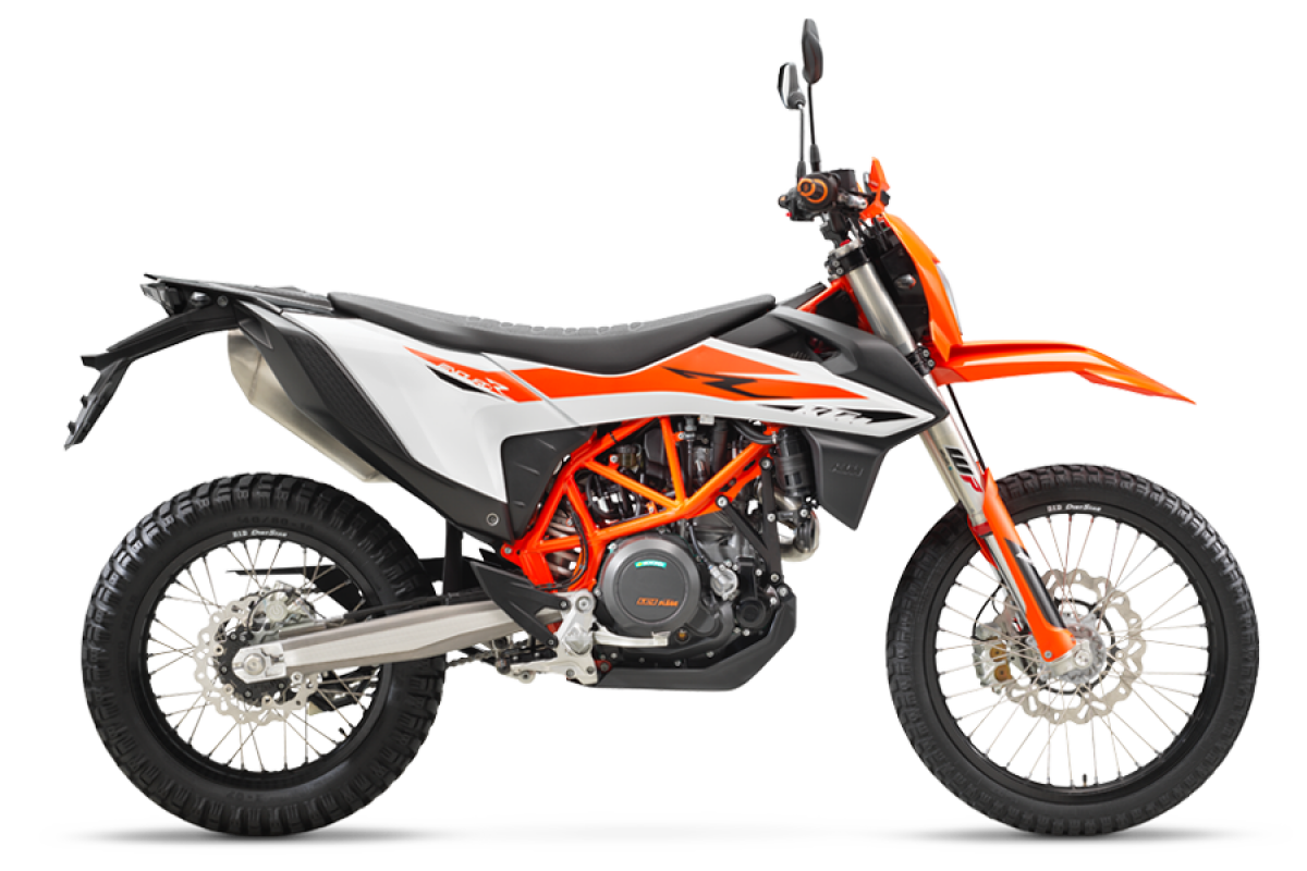 White 690 Enduro R