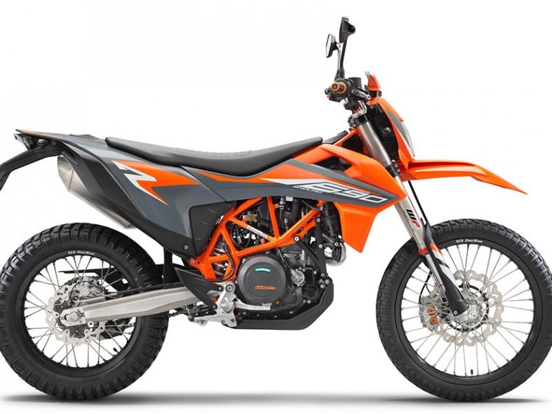 KTM 2021 KTM 690 Enduro R 'Plus Edition' 2021