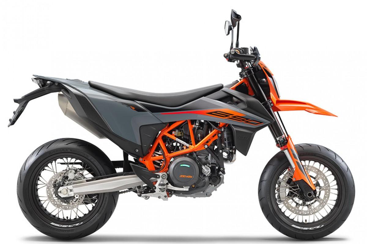 KTM 2021 KTM SMC R