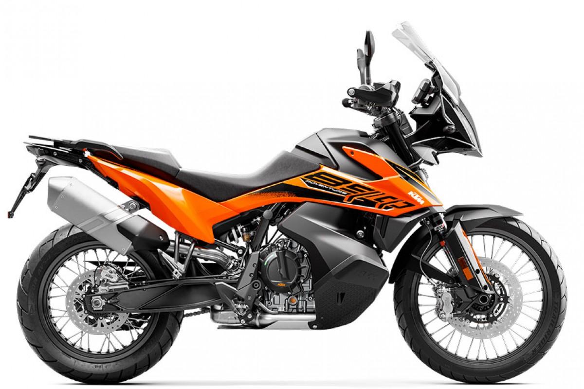 KTM 2021 KTM 890 Adventure