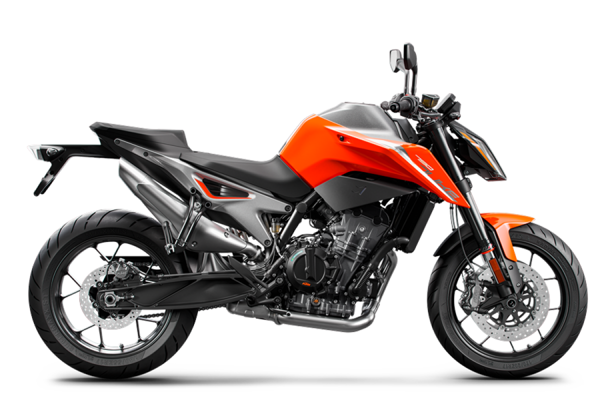 Orange 790 Duke