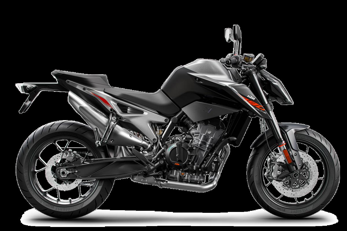 Black 2020 790 Duke