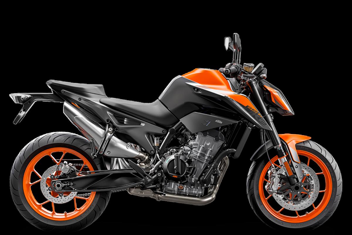 Black 2021 890 Duke